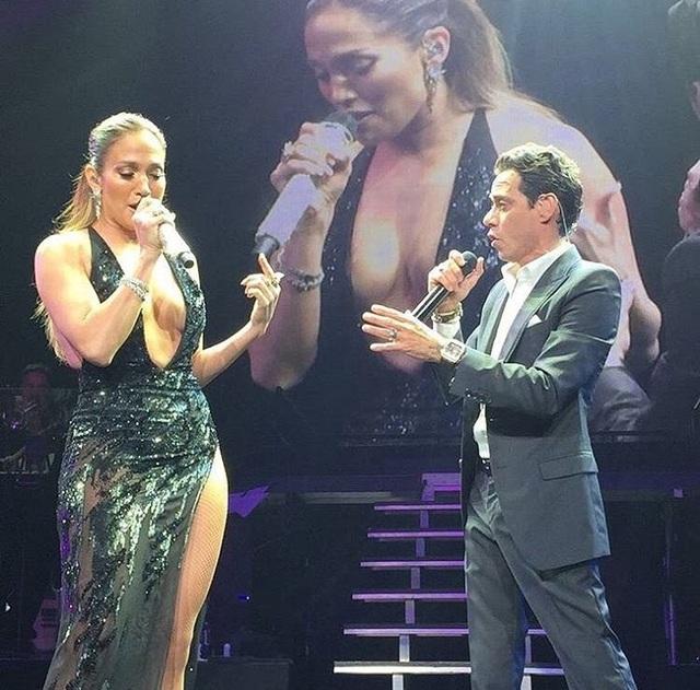 Nguồn tin thân cận phủ nhận thông tin cho rằng, Jennifer Lopez là nguyên nhân khiến cuộc hôn nhân giữa Marc Anthony và người vợ thứ tư tan vỡ.