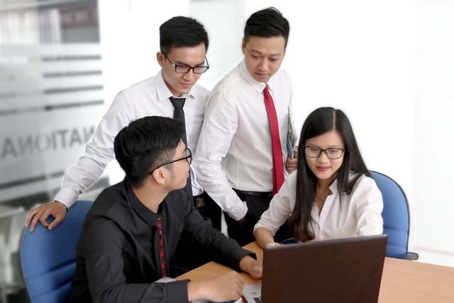 Cùng với kiến thức và kinh nghiệm tích luỹ được, học viên hoàn toàn có đủ năng lực đáp ứng nhu cầu nhân sự cấp cao.