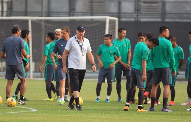 HLV Riedl đánh giá rất cao đội tuyển Myanmar - Ảnh: Gia Hưng