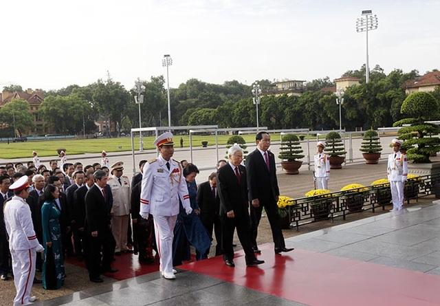 Những thay đổi trong lễ tuyên thệ của lãnh đạo đứng đầu nhà nước - 4