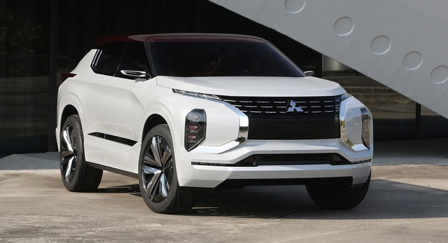 Mitsubishi Ground Tourer Concept, hay GT PHEV