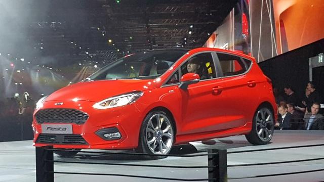 Ford Fiesta 2017 có gì mới? - 10