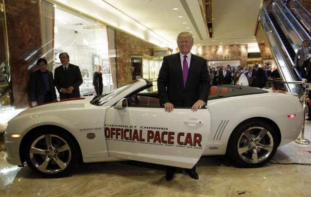 Những chiếc xe yêu thích của ông Trump - 6