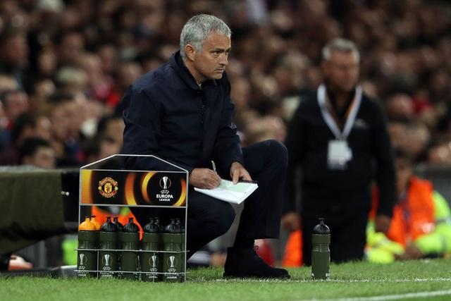 Mourinho chưa hài lòng với lối chơi của MU trước Zorya hôm thứ 5 vừa qua