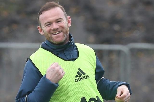 Trận gần nhất Rooney được đá chính trong đội hình của MU
