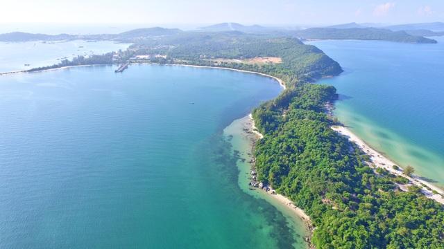 Một địa danh tuyệt đẹp ở Nam Phú Quốc