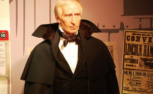 Cố Tổng thống Mỹ William Henry Harrison. (Ảnh: USReport)