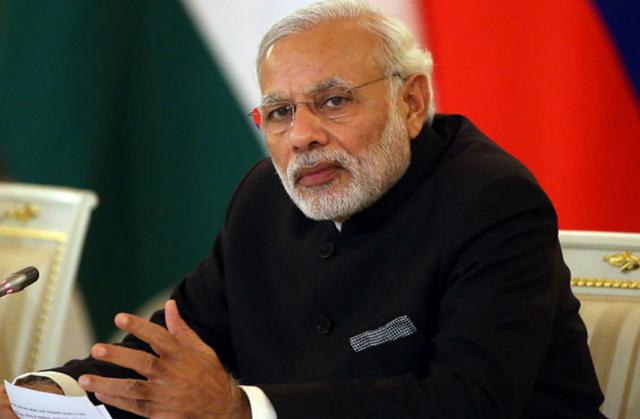 Thủ tướng Ấn Độ Narendra Modi. (Ảnh: AFP)