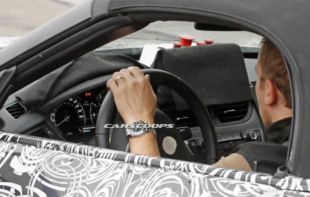 Mẫu xe kế nhiệm BMW Z4 trên đường chạy thử - 2