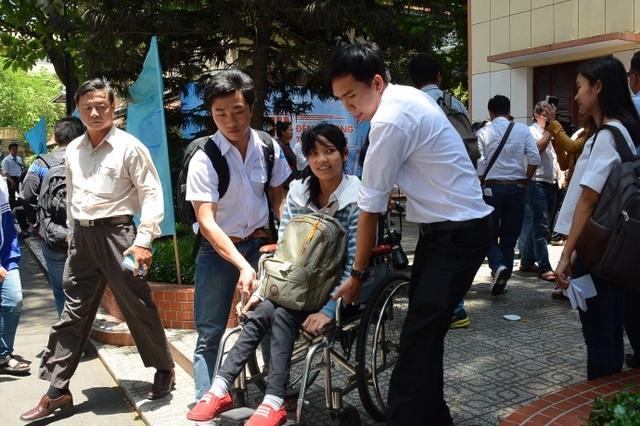 TP.HCM: Hỗ trợ kinh phí giúp người khuyết tật học nghề - 2