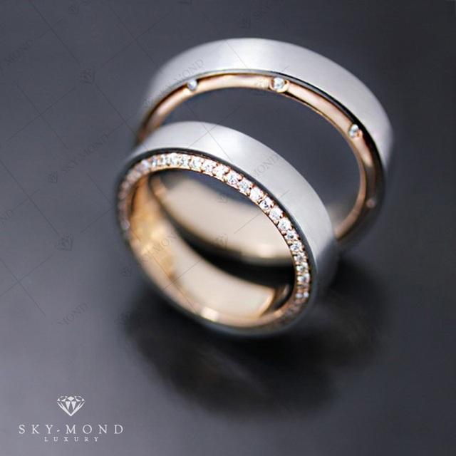 Chọn nhẫn cưới đừng ham rẻ - 2