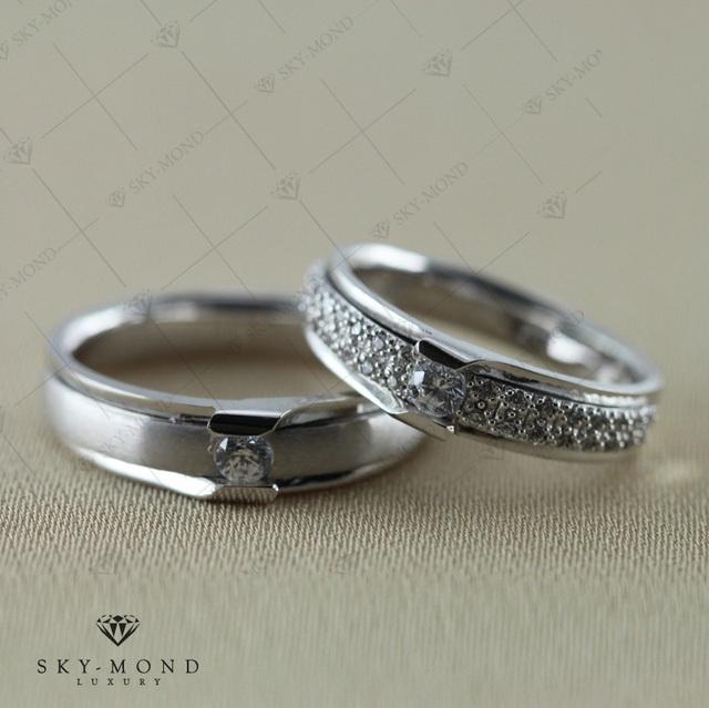 Chọn nhẫn cưới đừng ham rẻ - 4