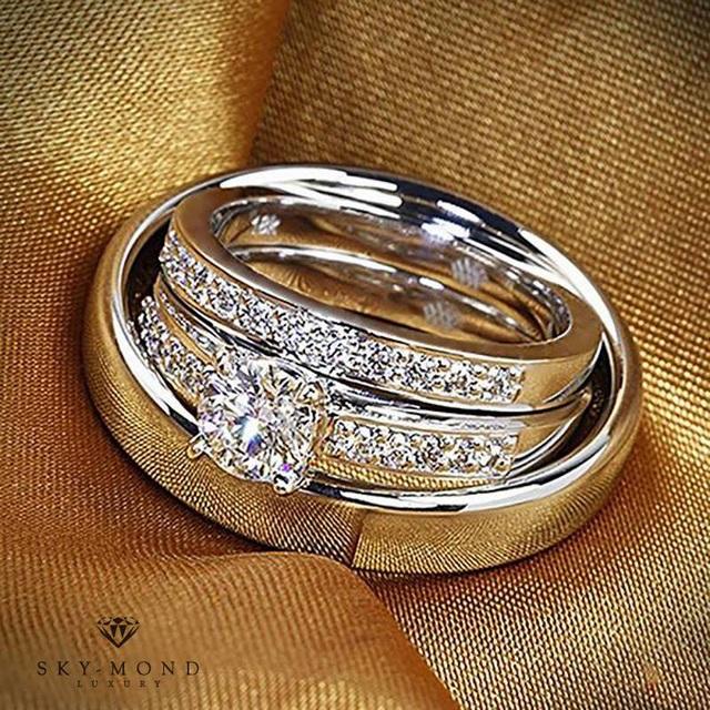 Chọn nhẫn cưới đừng ham rẻ - 3
