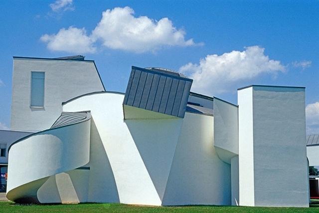 Bảo tàng Vitra Design, Weil am Rhein, Đức.