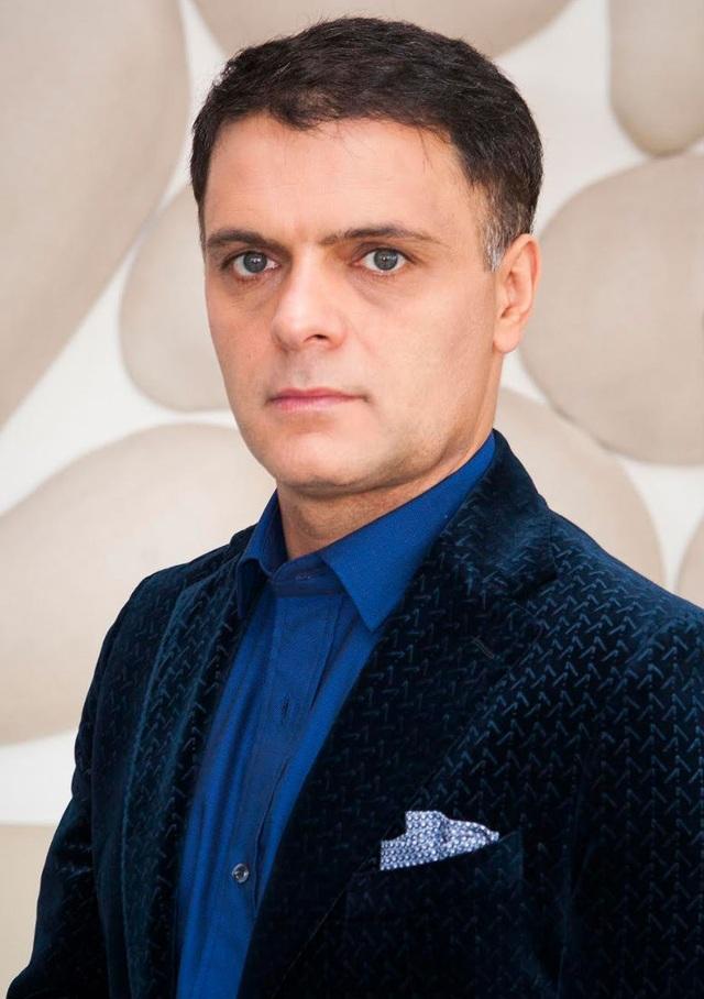 Nhạc trưởng kiêm nghệ sĩ violin tài hoa Vasko Vassilev