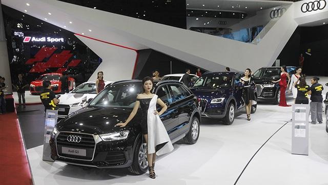 Năm 2016 thị trường Việt Nam dành 2,3 tỉ USD nhập khẩu ôtô - 1