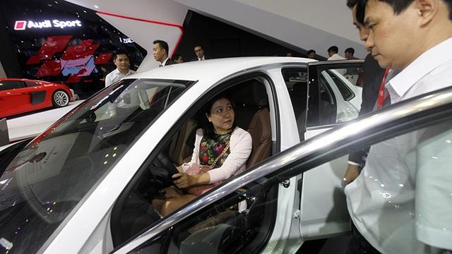Năm 2016 thị trường Việt Nam dành 2,3 tỉ USD nhập khẩu ôtô - 3