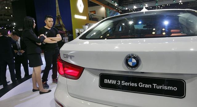 Năm 2016 thị trường Việt Nam dành 2,3 tỉ USD nhập khẩu ôtô - 4