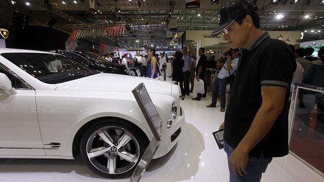 Năm 2016 thị trường Việt Nam dành 2,3 tỉ USD nhập khẩu ôtô - 5