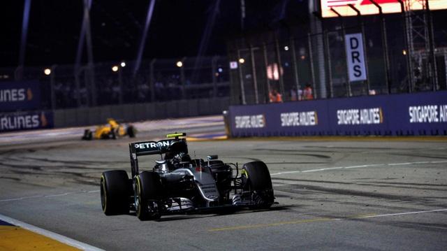 Nico Rosberg thắng tuyệt đối tại chặng đua Singapore - 10