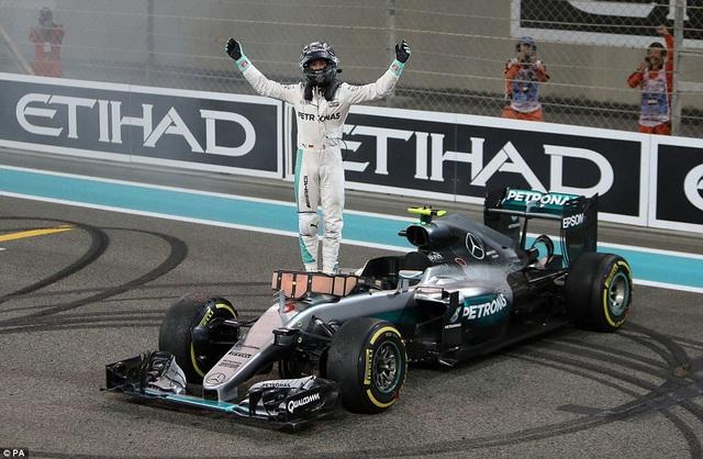 Nico Rosberg lên ngôi vương tại F1 2016 - 1