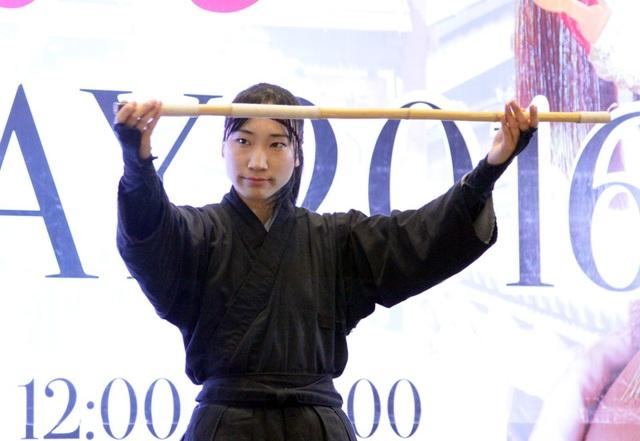 Một nữ ninja