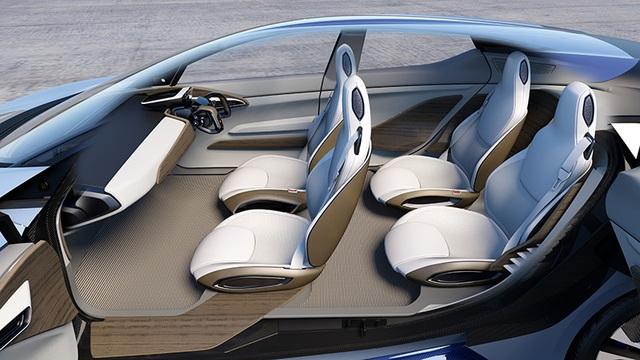 5 mẫu xe điện dành cho tương lai - 13