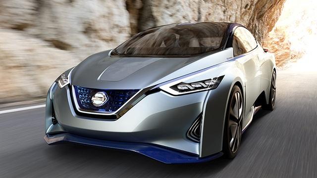 5 mẫu xe điện dành cho tương lai - 10