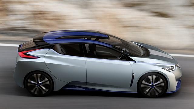 5 mẫu xe điện dành cho tương lai - 11
