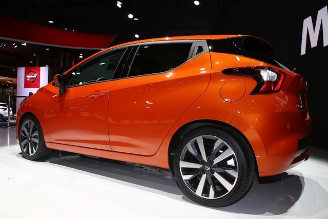 Nissan Micra thay đổi diện mạo - 2