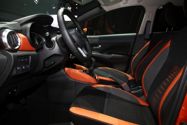 Nissan Micra thay đổi diện mạo - 8