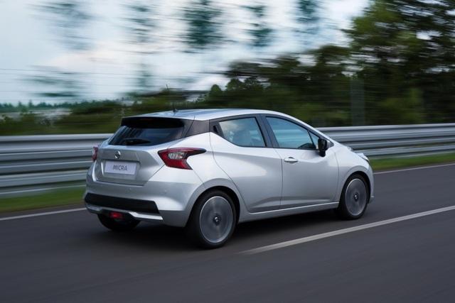 Nissan Micra thay đổi diện mạo - 16