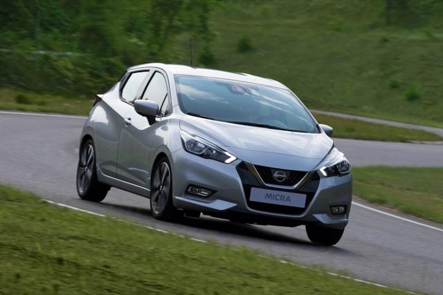 Nissan Micra thay đổi diện mạo - 14