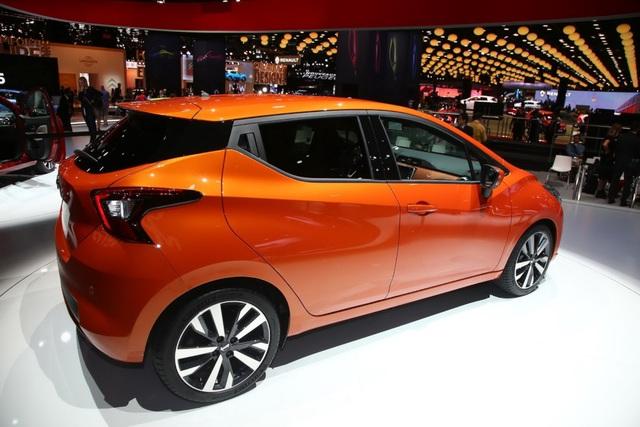 Nissan Micra thay đổi diện mạo - 5