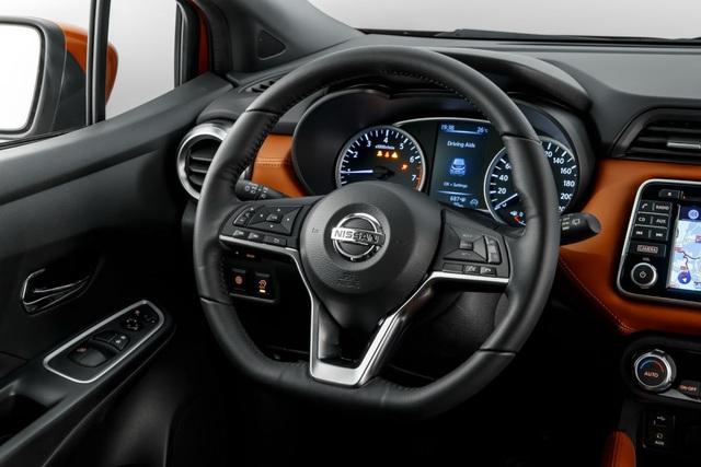 Nissan Micra thay đổi diện mạo - 10