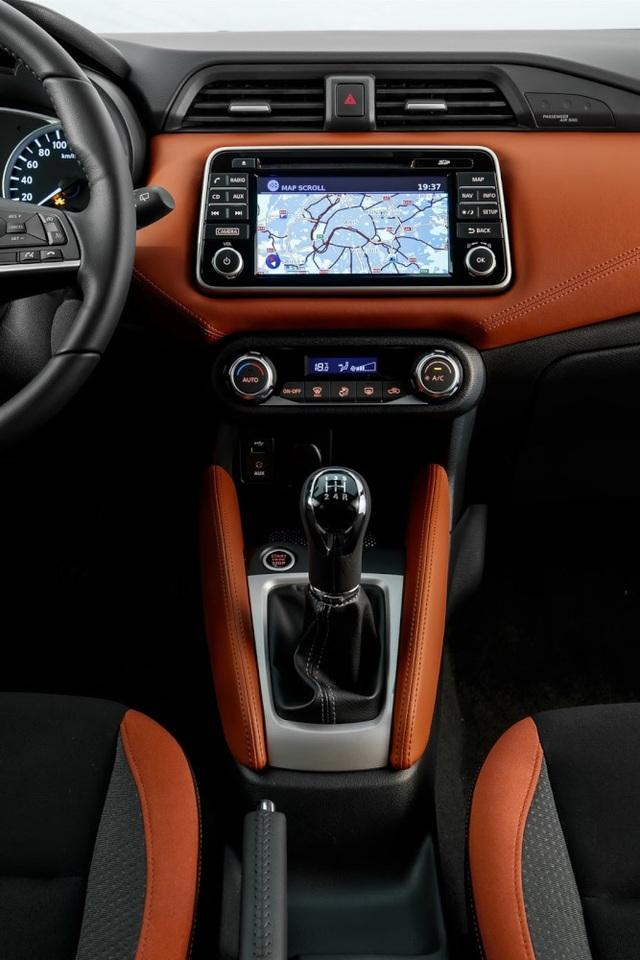 Nissan Micra thay đổi diện mạo - 11