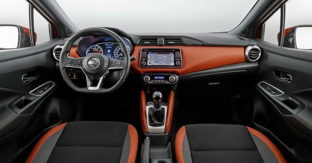 Nissan Micra thay đổi diện mạo - 9