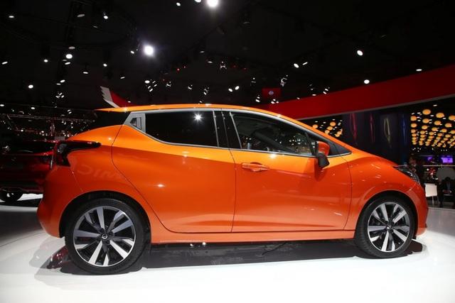 Nissan Micra thay đổi diện mạo - 4