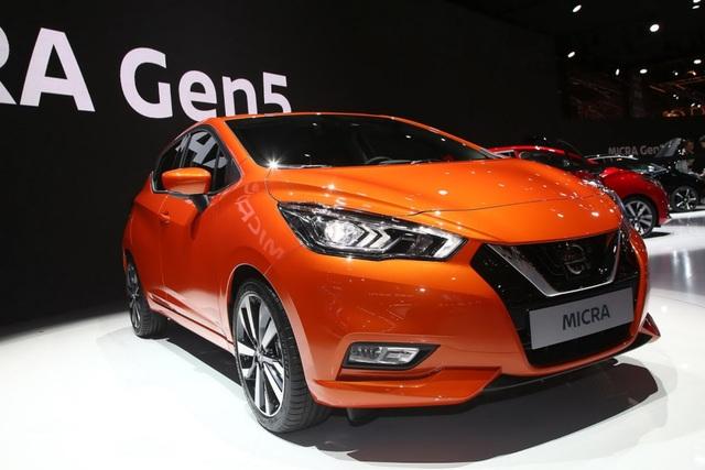 Nissan Micra thay đổi diện mạo - 3