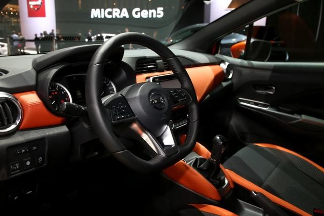 Nissan Micra thay đổi diện mạo - 7