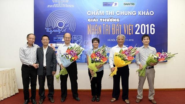 Chung khảo Nhân tài Đất Việt 2016: Hãnh diện với tài năng của người Việt - 4