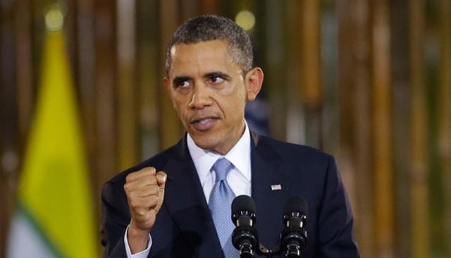 Tổng thống Mỹ Barack Obama. (Ảnh: AFP)