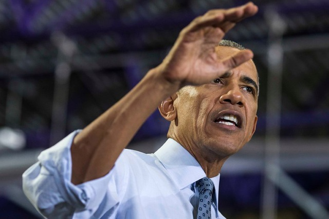 Tổng thống Mỹ Barack Obama. (Ảnh: New York Times)
