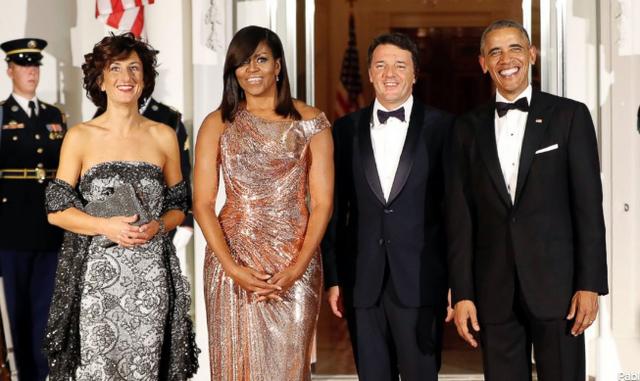Đây sẽ là bữa quốc yến cuối cùng của ông Obama tại Nhà Trắng. (Ảnh: ABC News)