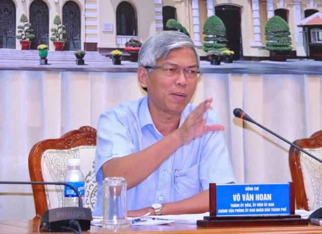 Ông Hoan cho là đề xuất sáp nhập quận vì diện tích nhỏ, dân số ít là đúng mà chưa đủ