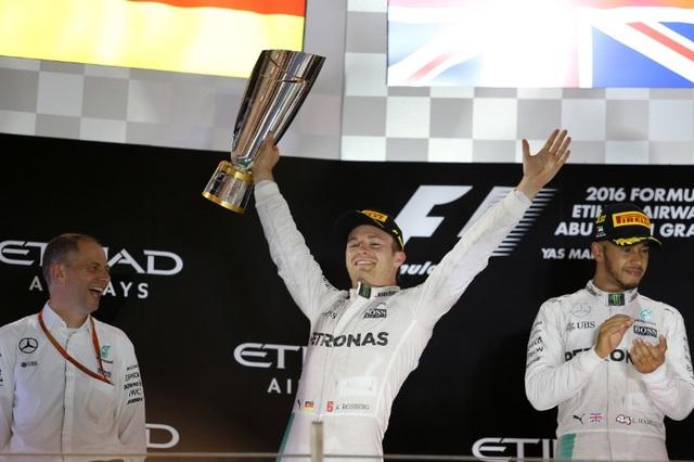 Nico Rosberg lên ngôi vương tại F1 2016 - 7