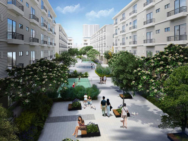Pandora với các căn nhà vườn đẳng cấp, tiện ích hoàn hảo và môi trường sinh thái an lành là nơi an cư lý tưởng cho khách hàng cao cấp