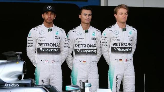 Ai sẽ thay Nico Rosberg ở Mercedes-AMG? - 2