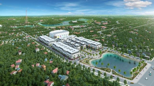 Vincom Shophouse Tuyên Quang mở bán chính thức - 2