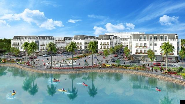 Vincom Shophouse Tuyên Quang mở bán chính thức - 3